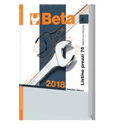Scarica/Download Catalogo Beta Tools 2018