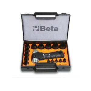 Set fustelle 1105/C15T - BETA Utensili