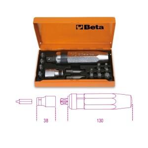 Giravite a percussione con inserti 1295/C14 - BETA Utensili
