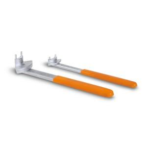1485VAG/K2 - Coppia di attrezzi per precaricare i cuscinetti della cinghia di distribuzione