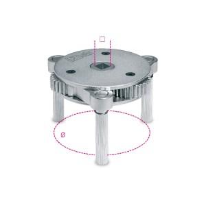 Chiavi per filtri olio 1493/S-U - BETA Utensili