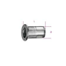 Inserti filettati acciaio 1742R-A/M.. - BETA Utensili