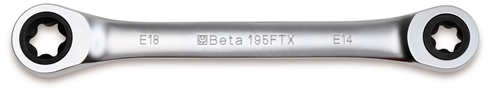 Chiavi doppie 195FTX - BETA Utensili