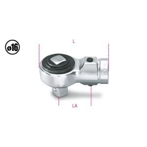 Cricchetti per barre dinamometriche 614/50 - BETA Utensili