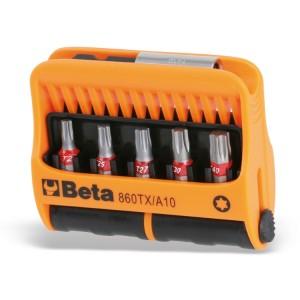 Set inserti 860TX/A10 - BETA Utensili