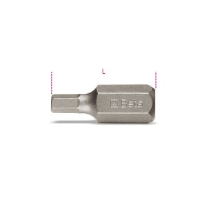 Inserti 867PE - maschio esagonale - BETA Utensili