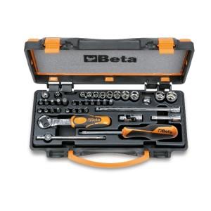 Set chiavi e inserti 900/C11 - BETA Utensili