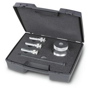 960UC - Set di utensili per estrazione candelette bloccate con punta deformata M8-M9-M10