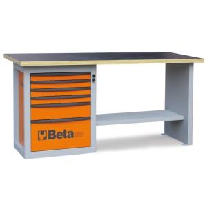 Banchi da lavoro C59A - 5900A - BETA Utensili