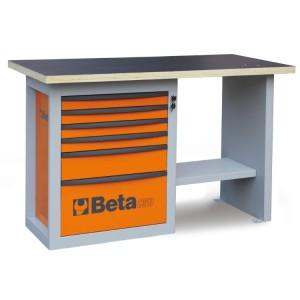 Banchi da lavoro C59C - 5900C - BETA Utensili