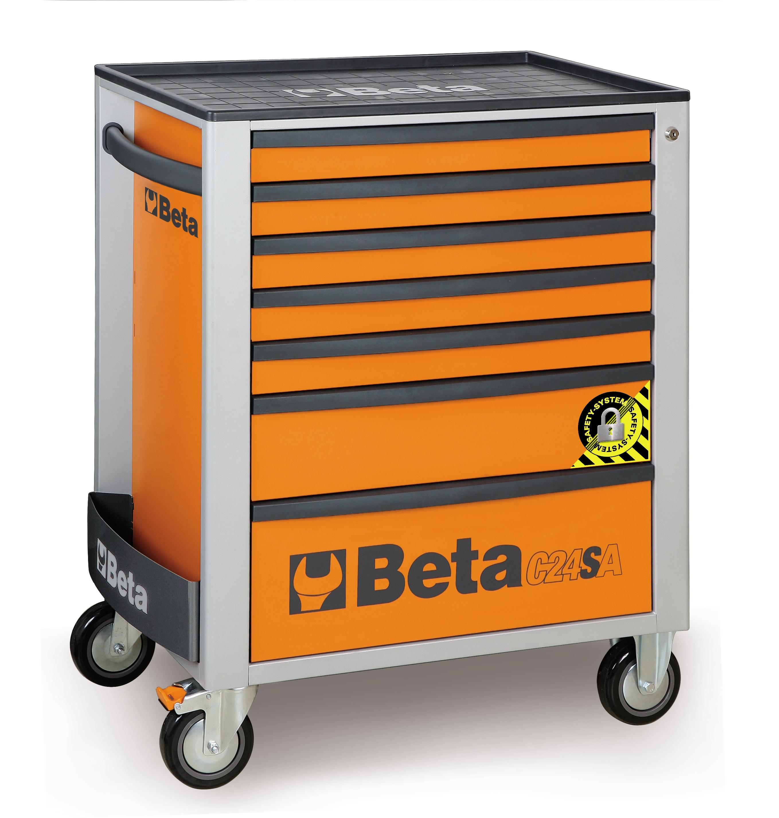 Cassettiere C24SA/7 - 2400SA7 - BETA Utensili