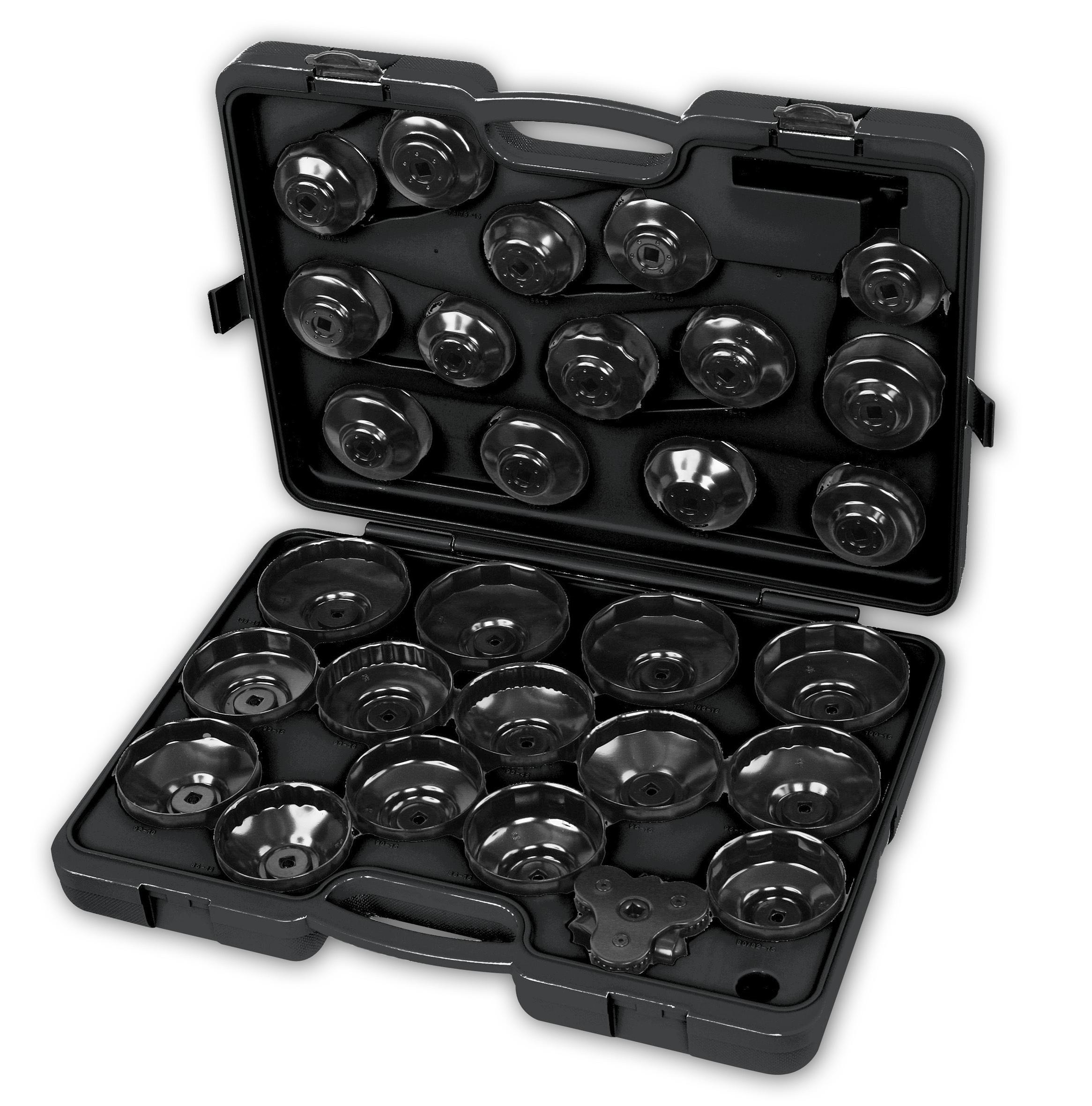 Set chiavi per filtri olio 1493/C30 - BETA Utensili