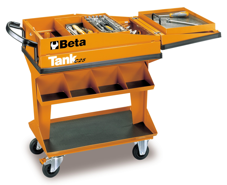 Carrelli C25 - 2500 - BETA Utensili
