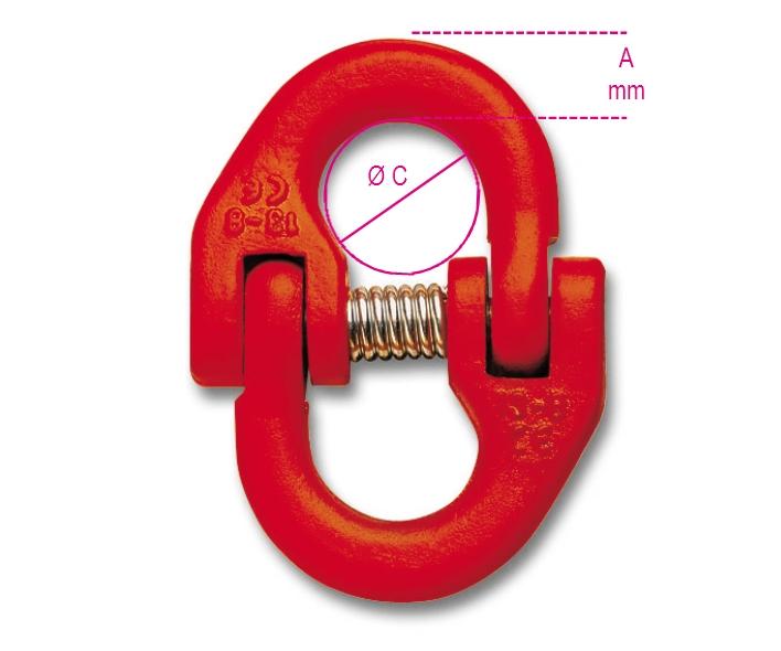Maglie di giunzione - 8090 - Beta utensili