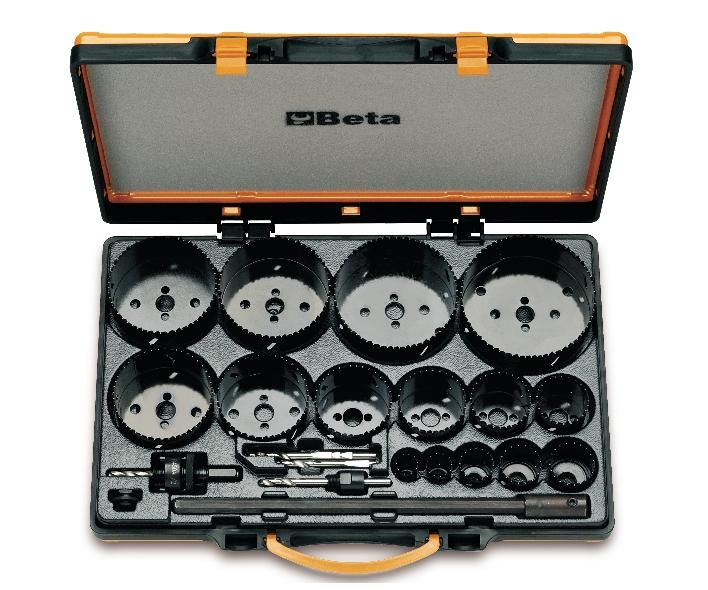 Set frese a tazza e accessori 450/C...  - BETA Utensili