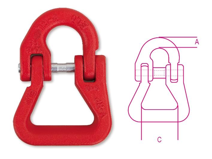 Maglie di giunzione - 8090F - Beta utensili