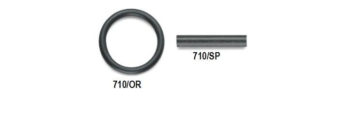 Anelli e spine 710/OR - 710/SP - BETA Utensili