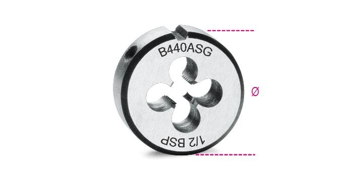 Filiere GAS 440ASG  - BETA Utensili