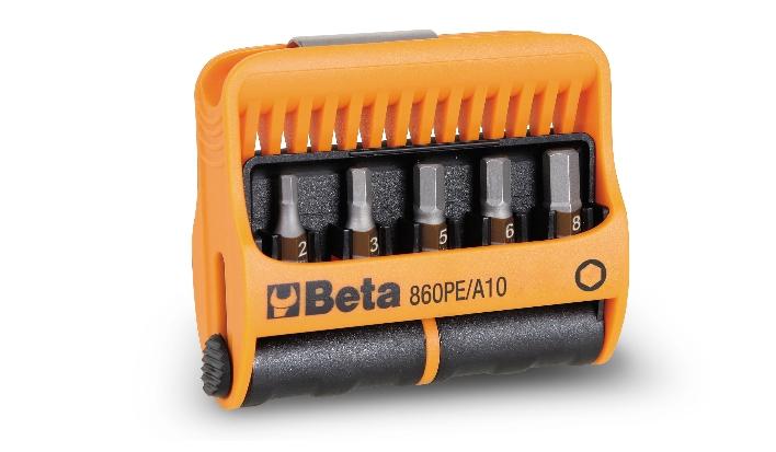 Set inserti 860PE/A10 - BETA Utensili