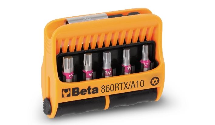 Set inserti 860RTX/A10 - BETA Utensili