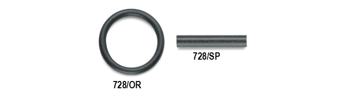 Anello e spina 728/OR - 728/SP - BETA Utensili