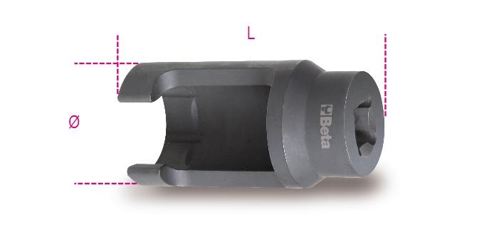 Chiavi connessioni iniettori 960BT - BETA Utensili