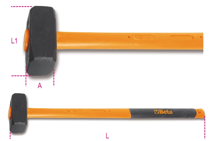 Mazze 1381T - BETA Utensili