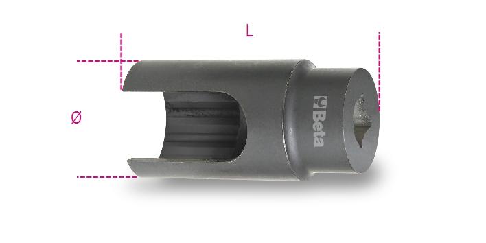 Chiavi connessioni iniettori 960BT/B - BETA Utensili