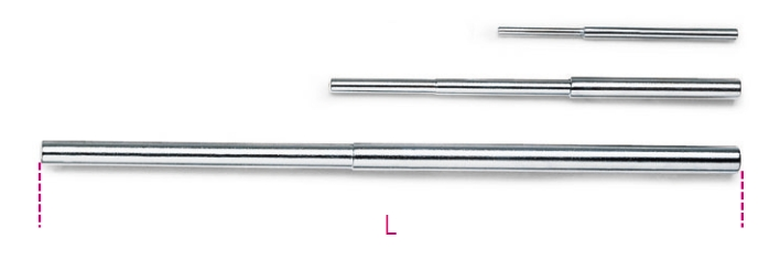 Spine per chiavi a tubo 940 - BETA Utensili