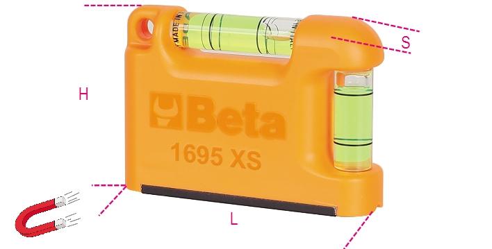 Livella 1695XS - BETA Utensili