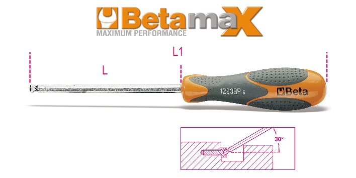 Chiavi 1293BP - BETA Utensili