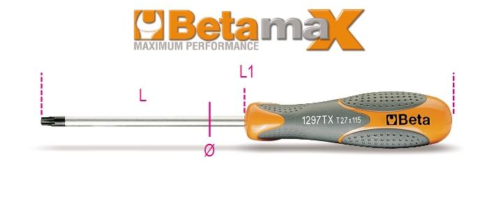 Chiavi 1297TX - BETA Utensili