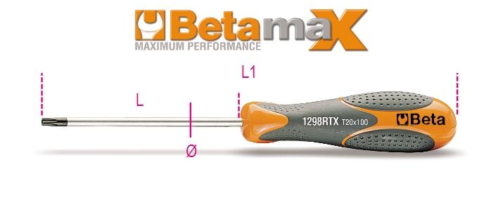 Giraviti 1298RTX - BETA Utensili