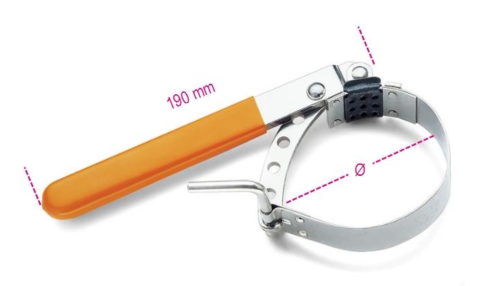 Chiavi per filtri olio 1492/1 - 1492/2 - BETA Utensili