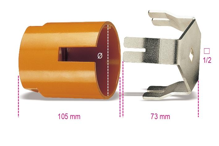 Chiavi filtri gasolio multijet 1493J - BETA Utensili