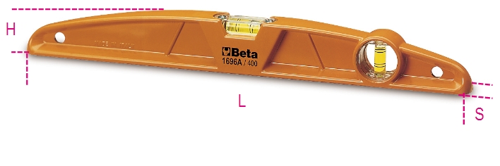 Livelle 1696A - BETA Utensili