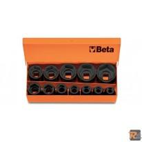 CASSETTE BUSS MACCH 1/2 SR 12PZ. 720/C12 - BETA UTENSILI