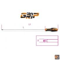 1262L - GIRAVITE PER VITI CON IMPRONTA A CROCE PHILIPS®, TIPO LUNGO 0x3x300