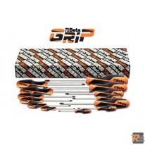 GIRAVITI TORX® BETAGRIP 13PZ TX/S13 - BETA UTENSILI