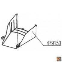 COPRICINGHIA DI RICAMBIO PER TOSAERBA ALKO CLASSIC 5.14 SP-S COD. 479150 - AL-KO