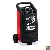 DYNAMIC 420 START  230V  12-24V - TELWIN