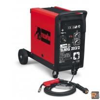 TELMIG 203/2 TURBO  230-400V - TELWIN