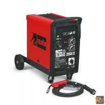 TELMIG 250/2 TURBO  230-400V - TELWIN