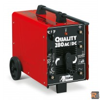 SALDATRICE TELWIN MMA - QUALITY 280 AC/DC 230-400V