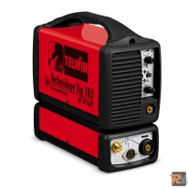 TECHNOLOGY TIG 185 DC-HF/LIFT  230V