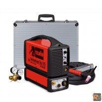 TECHNOLOGY TIG 185 DC 230V KIT VALIG.ALU - TELWIN