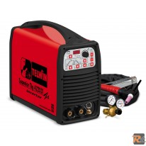 SUPERIOR TIG 422 AC/DC-HF/LIFT 400V+ACC