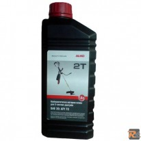 OLIO MISCELA 2 TEMPI - 1 litro - AL-KO