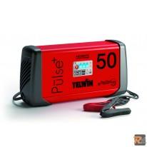 CARICABATTERIE PULSE 50 230V 6V/12V/24V  - TELWIN