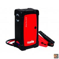 Potente avviatore Telwin multifunzione al litio Drive Pro 12V/24V, ideato per uso professionale. - TELWIN